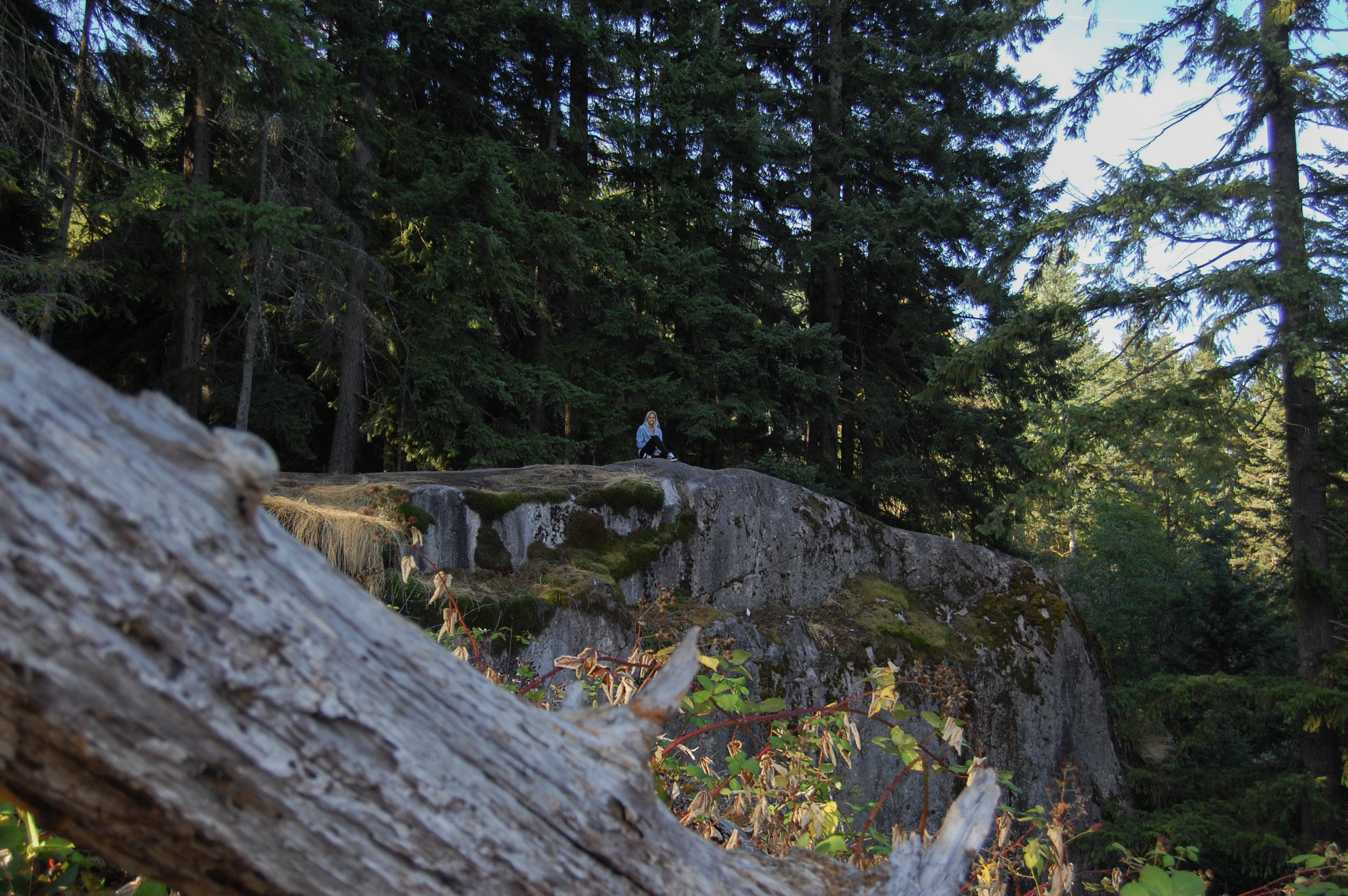 quarry rock, vancouver, bc
